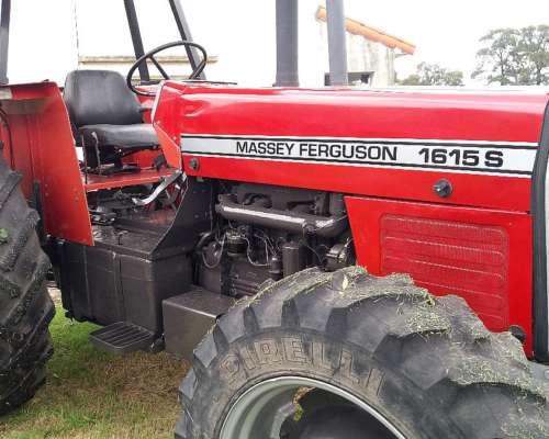 Permuto Hacienda por Tractor Massey FERG.1615 Doble Traccion