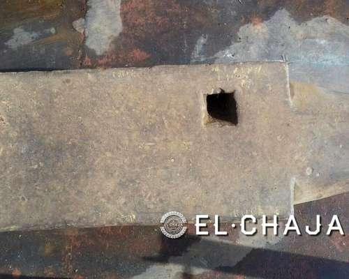 Bigornia Nº 32 de 190 Kg Largo 92 cm Ancho 20 cm y Alto 29.-