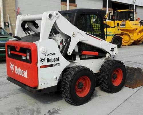 Minicargadora Bobcat S 510