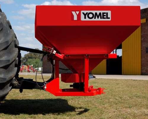 Fertilizadora Yomel 1050 Nueva, Cignoli Hnos, Arequito.