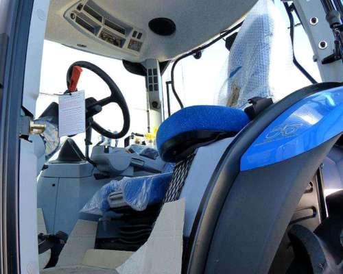 Tractor New Holland T6080 Origen Ingles
