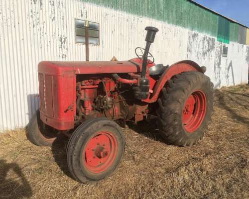 Tractor Hanomag R45 a