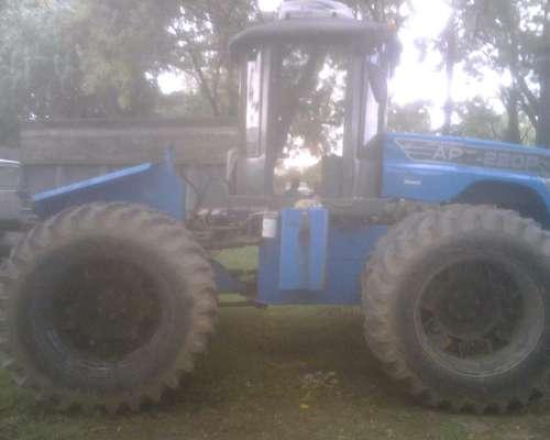Tractor Power Trac Articulado