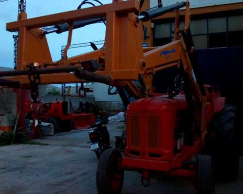 Vendo Tractor Fiat 780 con Pala Frontal