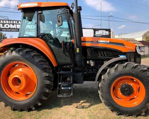 0km- Tractor Zanello 4120- Nueva Linea