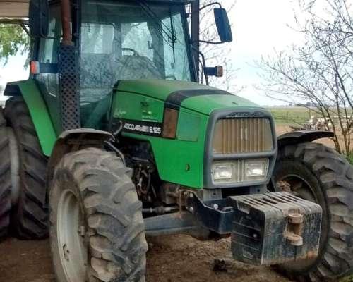 Tractor Agco Allis 6.125 año 2006 4X4 muy Buen Estado