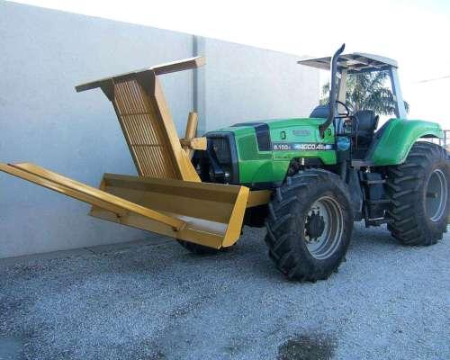 Hoja Topadora Tbeh Adaptable a Todo Tipo de Tractor