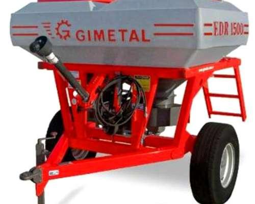 Fertilizadora 1.5 Gimetal Gimetal