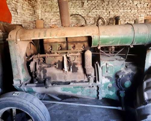 Tractor Antiguo Twin Cyti