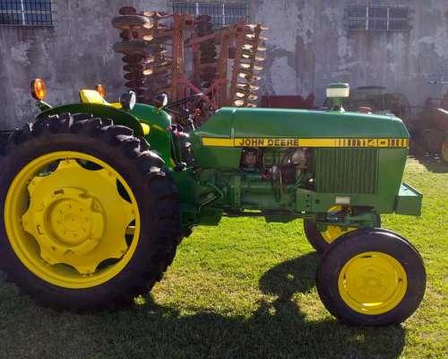 Vendo Tractor John Deere 1140