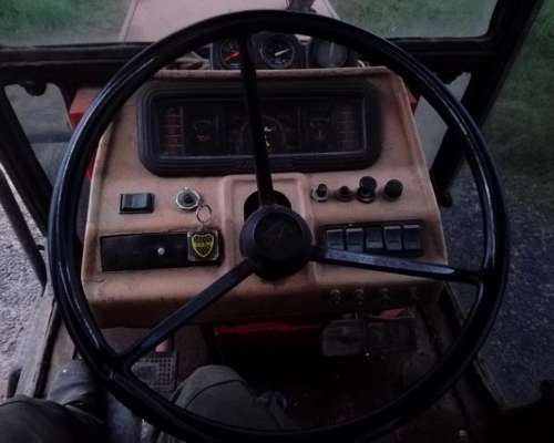 Tractor Zanello UP 100 Motor Perkins
