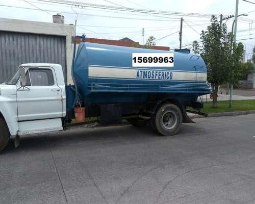 Vendo Camion Atmosferico