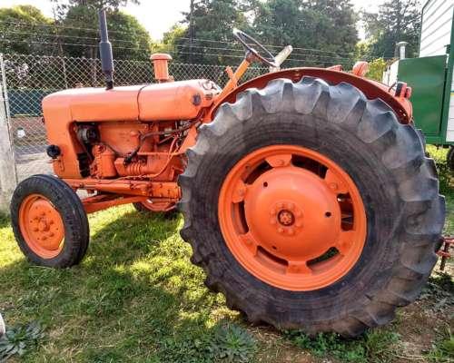 Tractor Someca 50 - Remoto y Dirección