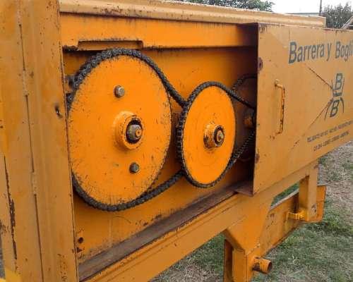 Extractora de Cereal Barrera- Boglione