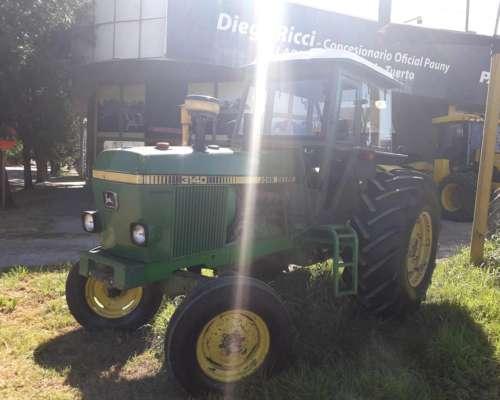Jhon Deere 3140 T/simple.