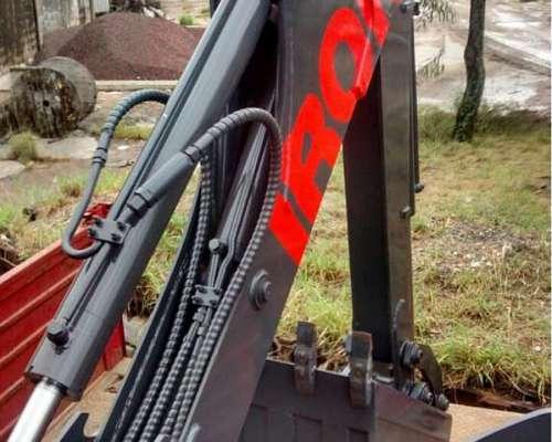 Retro Pala Xcmg Xt870 2013 500hs 4x4 Cabina Cerrada Ac