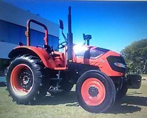 Tractor TR 80 Hanomag 68 HP.