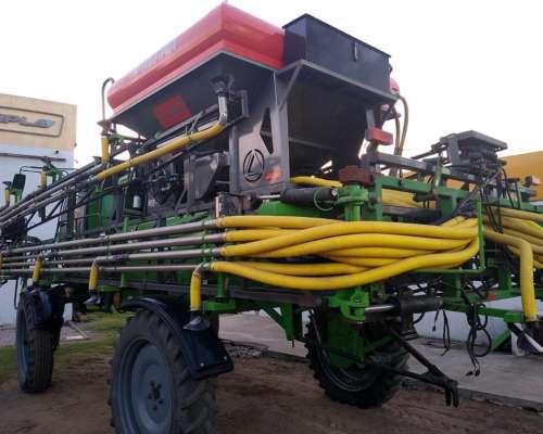 Fertilizadora Metalfor 3200 Tova 4200 Variable