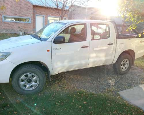 Combio Hacienda por Camionetas Toyota Hilux