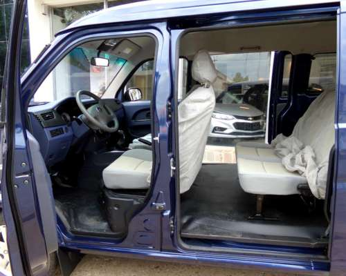 Shineray X 30 Minivan ABS EBD Full 0km año 2020, 7 Pasajeros