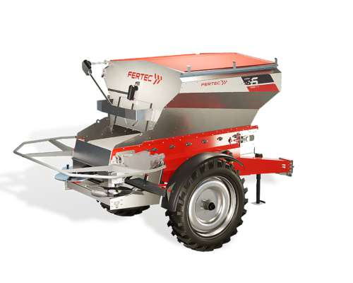 Fertilizadora de Arrastre - F 3500 Serie 6 Data Line