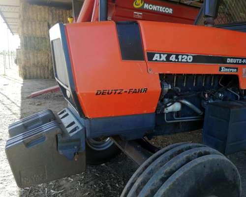 Tractor Deutz-fhar AX 120