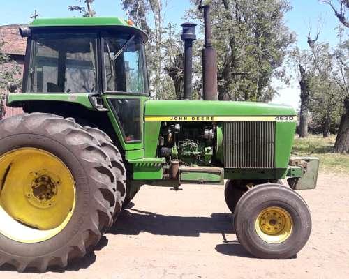 Tractor Usado John Deere 4930.