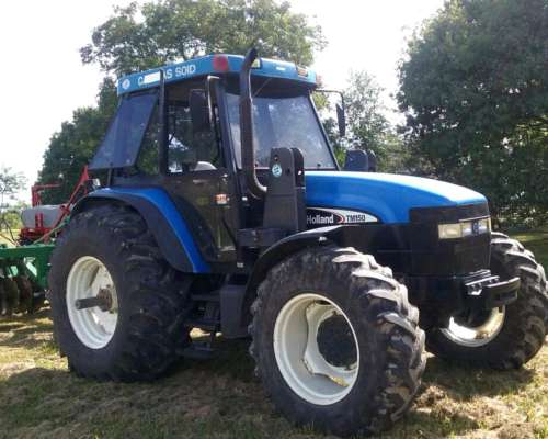 Tractor New Holland TM 150