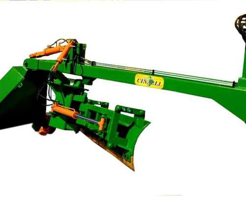 Niveladora Cinalli N-3000 Hidraulica