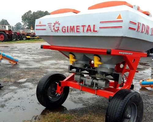 Fertilizadora Gimetal EDR 1.5 1500 Kg Disponible