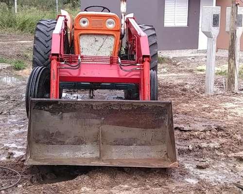 Vendo Tractor Fiat 700e C/ Pala Cargadora