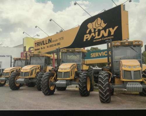 Tractores Pauny - Cupos Bonificados de Fabrica