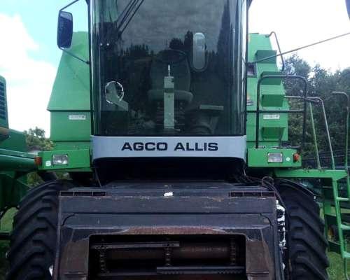 Cosechadora Agco Allis Optima 550