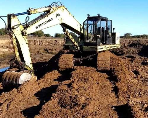 Excavadora Hydromac 115 (id601)