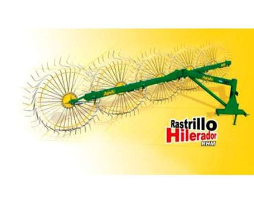 Rastrillo Hilerador Lateral 3 Puntos Agroar 5 Estrellas