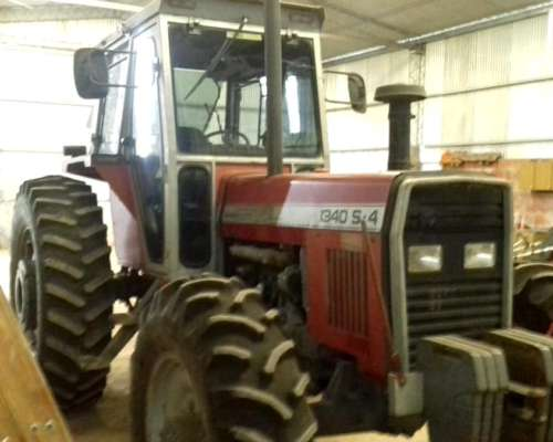 Tractor MF, Mod. 1340, Dt,turbo, Excelente Mecánica
