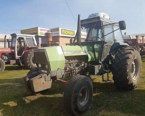 Tractor Deutz AX 120, CAB Orig, 23-1-30 Vende Cignoli Hnos