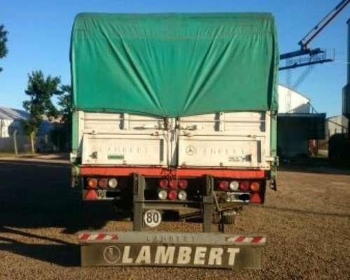 Vendo Semirremolque Lambert de 14,50 M Barandas Volcable