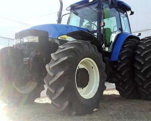 Tractor New Holland TM 180, año 2008, con Garantia