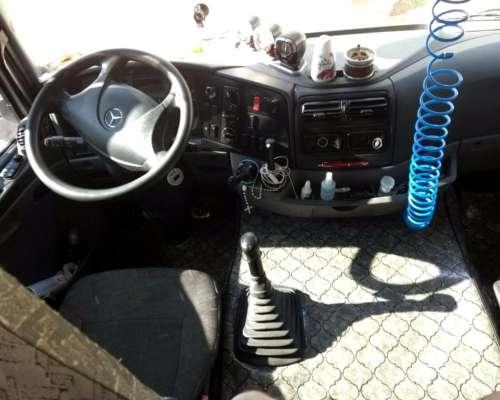 Camión Mercedes Benz Axor 20-40, año 2008, Tractor