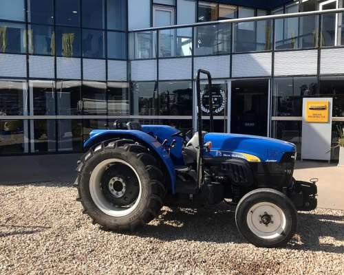 Tractor New Holland TT 65 B año 2009