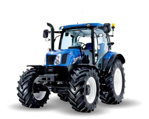 Tractor T6080 con Levante Hidraulico Paton 4wd