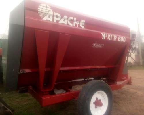 Mixer Apache 600, con Balanza