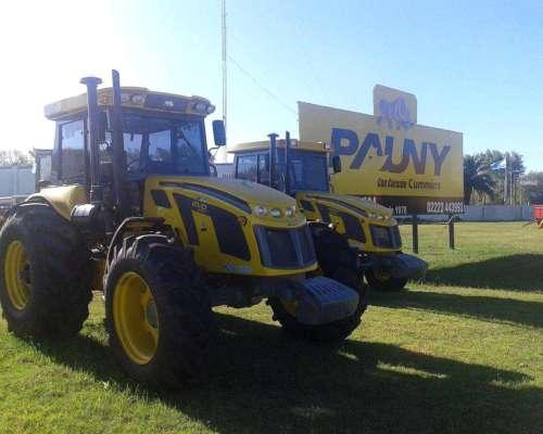 Tractores Pauny 83 a 220 HP - Fijo en Pesos Hasta 2020