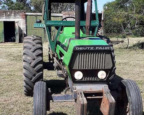 Tractor Deutz AX100 Traccion Simple