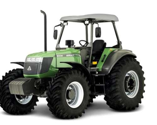 Tractor Agrale Modelo BX 6110