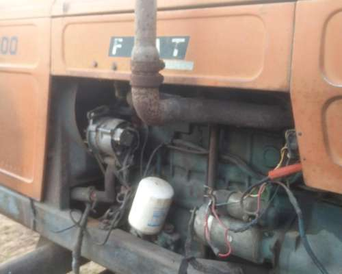 Fiat 800 e Motor con Pocas Hs , Gomas Nuevas , HID y Cabina