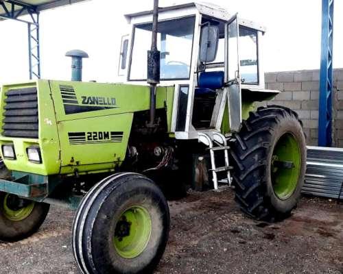 Tractor Zanello 220m Dual