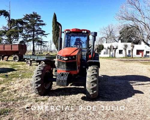Tractor Agrinar T130-4 Doble Traccion 130hp 2500hs muy Bueno