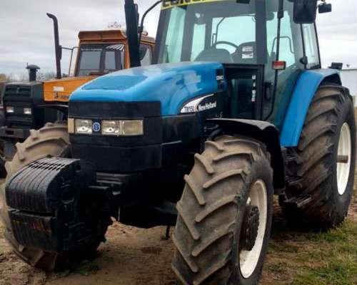 Tractor New Holland TM 150 año 2006, con Garantía